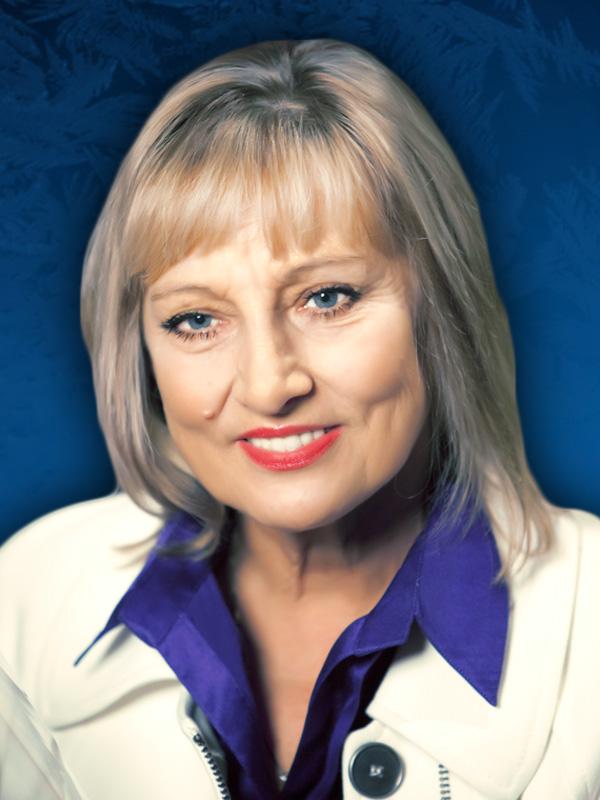 Наталия Абрамова портрет