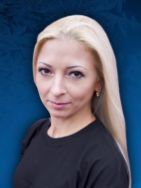 Maria Rodina Moscow circus on ice artist