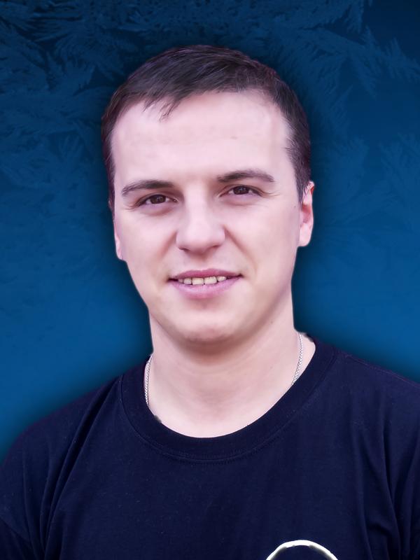 Никита Смирнов артист Московского цирка на льду