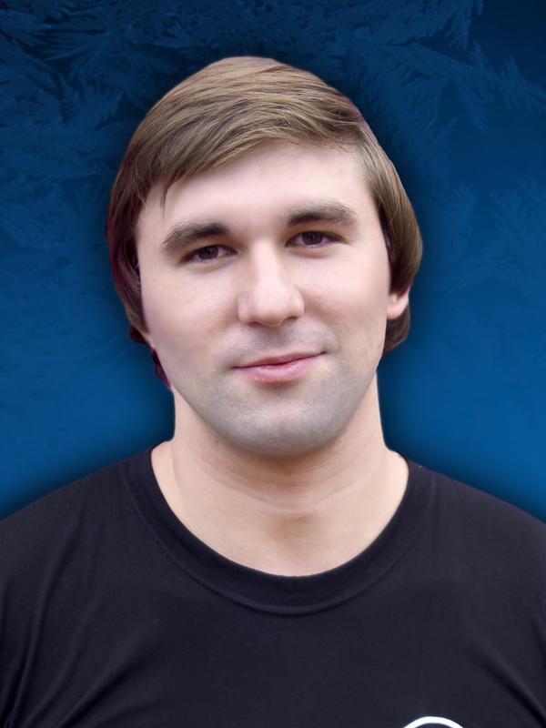 Руслан Гиндуллин артист Московского цирка на льду