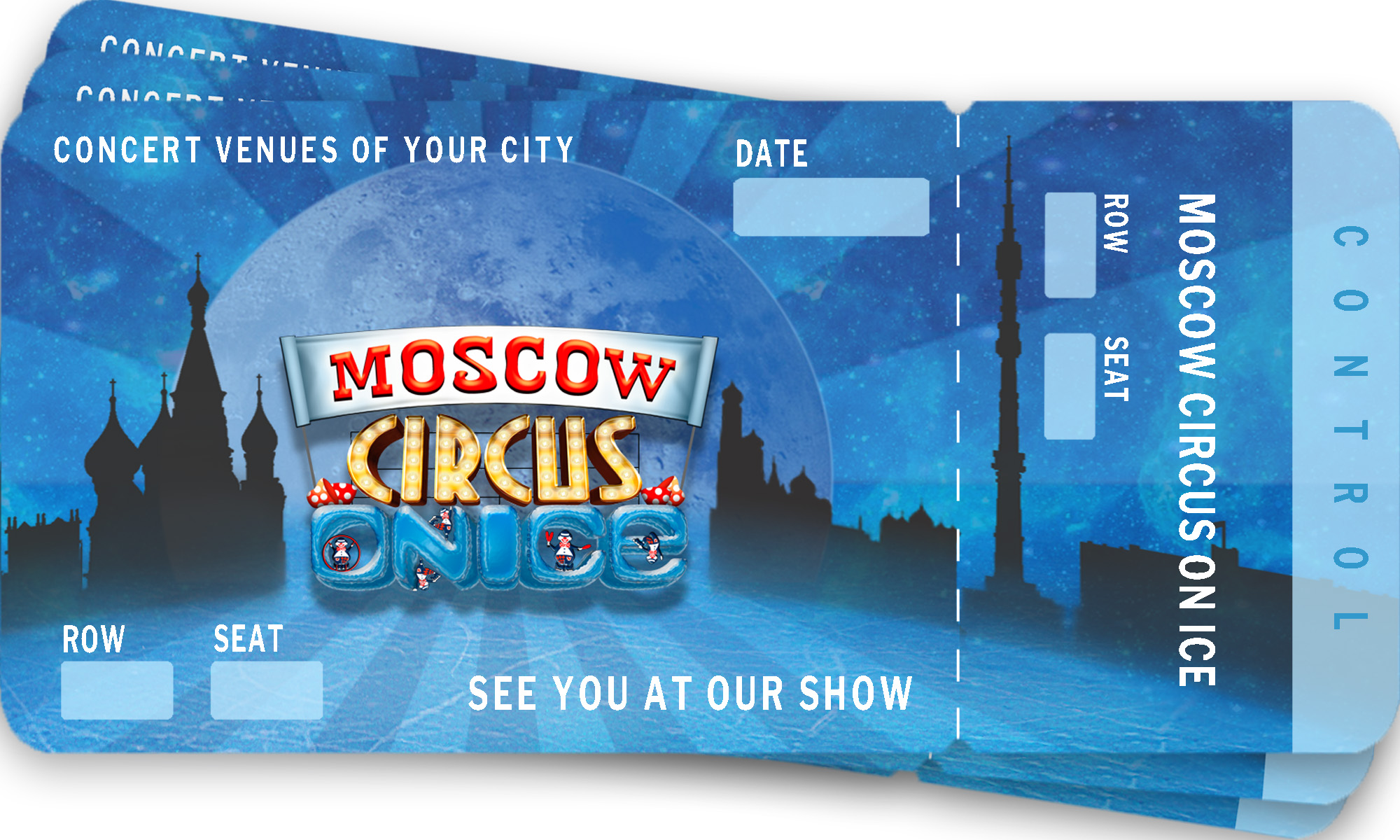 Moscow circus on ice tickets in Moscow circus on ice form style